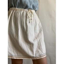 LIILU Mom Folk Skirt
