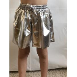 Shorts Effetto Specchiato