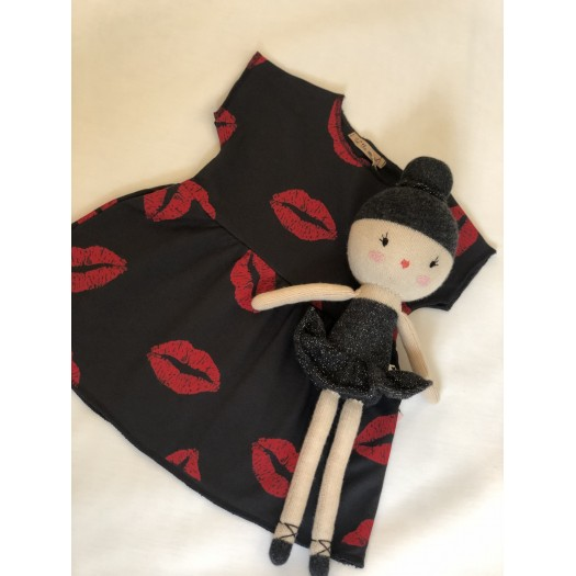 Kissed Baby Dress