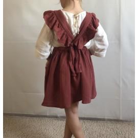 Liilu Pinafore Skirt