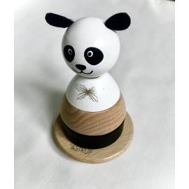 Stacking Tower Panda