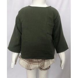 LIILU Oversize Shirt...